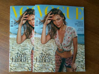 Revistas Vogue Junio 2019