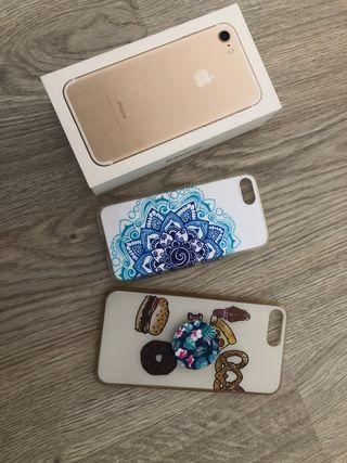Fundas iPhone 7 y 7/8 plus