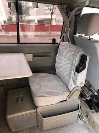Asiento trasero Volkswagen Multivan