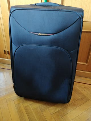 maleta grande azul marino