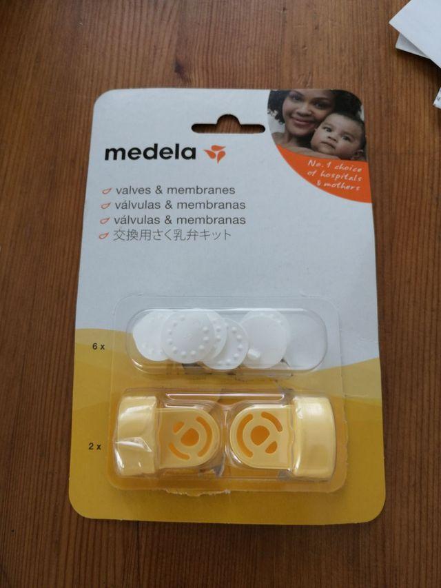 Kit Sacaleches Medela