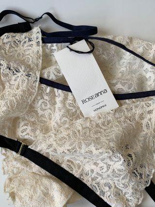 Ensemble lingerie Roseanna