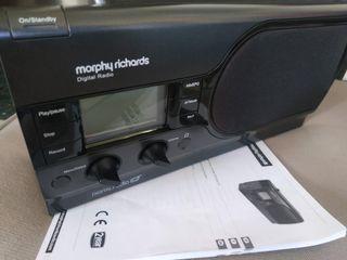 Receptor multibanda digital DRM Morphy Richards