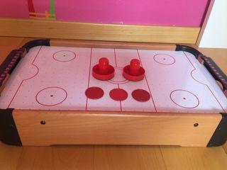 Juego de Hockey aire