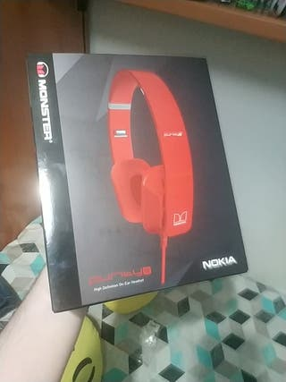 auriculares monster purity HD