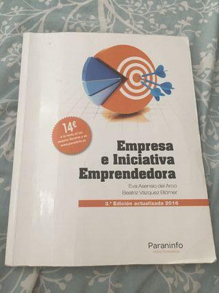 Libro de Texto, Empresa e Iniciativa Emprendedora