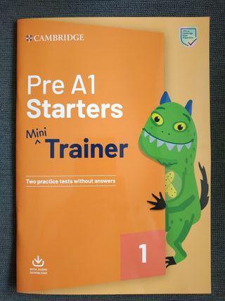 Pre A1 Starters Mini Trainer Cambridge English