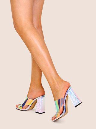 Zapatos nuevos a estrenar