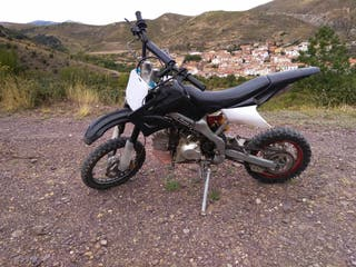 Pit bike Orión 125cc 4 tiempo