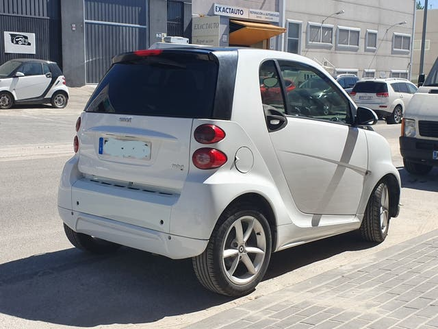 smart fortwo yang limited edition