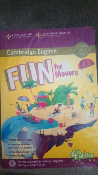 FUN FOR MOVERS CAMBRIGE