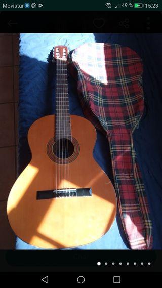 Guitarra Ramírez Concepción Jeronima N5 1980