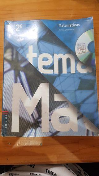 libro matemáticas 2 de baciller