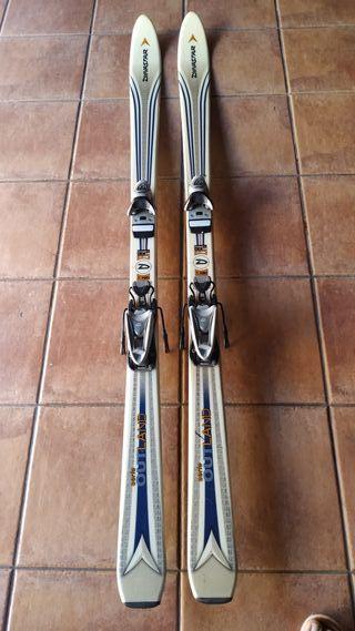 Esquis Dynastar 1.60cm fijaciones Look regulables