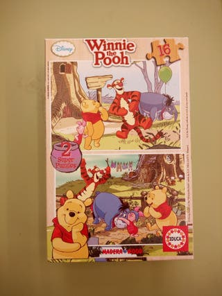 Puzzle Winnie the Pooh