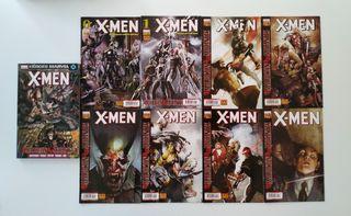 X-Men + Image lote cómics