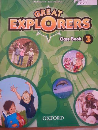 libro de ingles 3 primaria