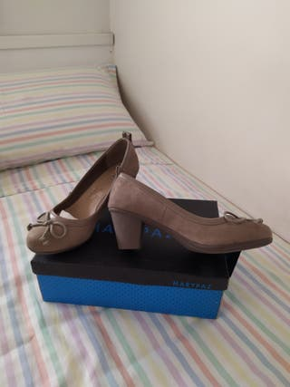 Zapato tacon 36
