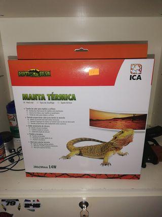 Manta Termica para reptiles