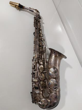 Saxo Selmer alto M7