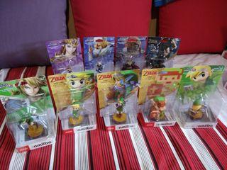 Amiibos Zelda