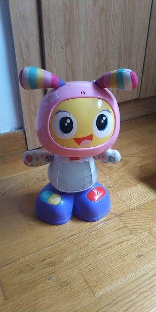 Muñeca robotita