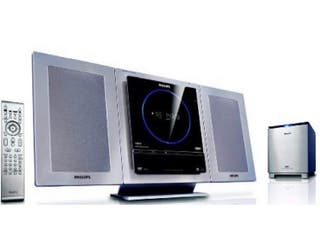 Mini cadena y home cinema PHILIPS
