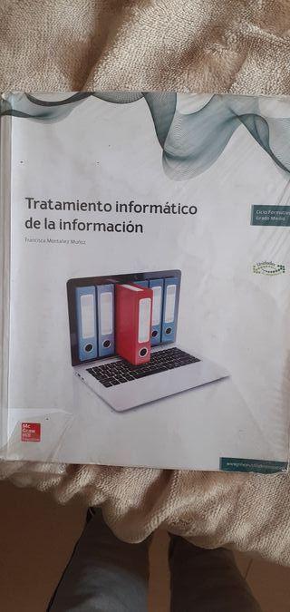 libro informática grado medio administrativo