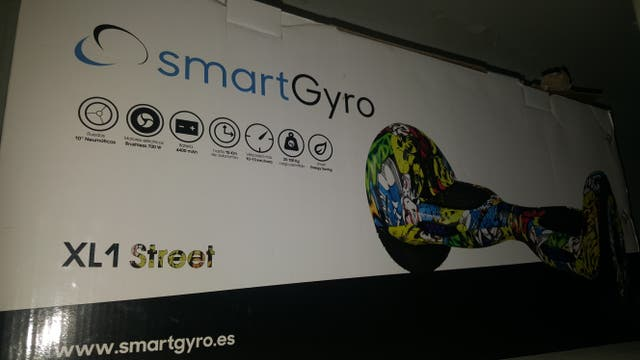 Patinete Electrico Hoverboard- Smartgyro XL1 Stree