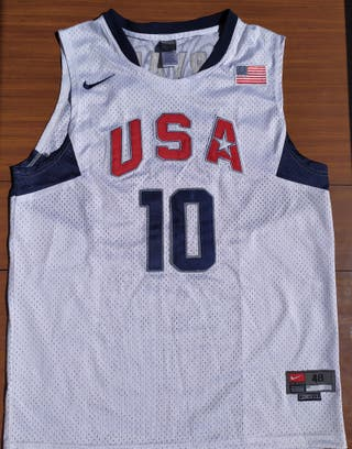 camiseta baloncesto usa
