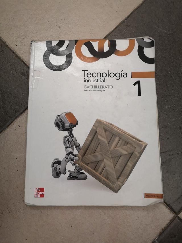 Libro tecnología industrial 1°bachillerato de segunda mano