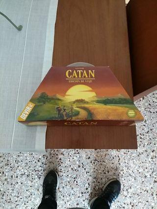 Juego de mesa Catán. edición de viaje