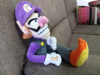 Nuevo Peluche de Waluigi (Nintendo)