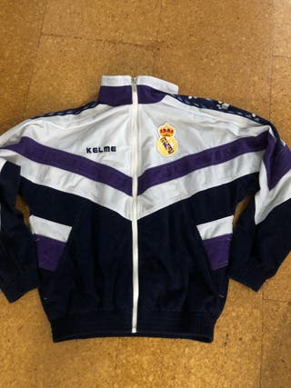 Chaqueta Real Madrid Kelme Oficial de segunda mano por 65