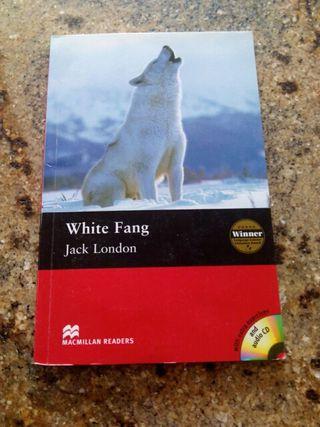 white fang .Autor Jack London.