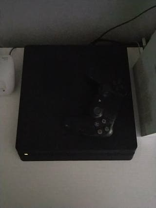 PS4 slim 1tb + Mando