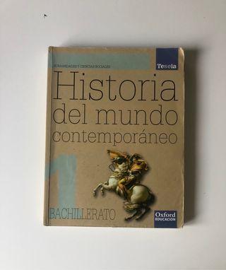 Libro Historia Contemporánea