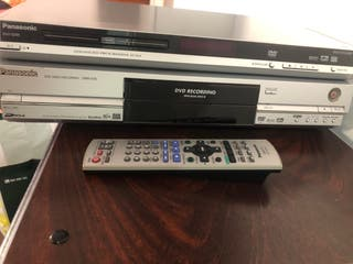 Dvd reproductor grabadora Panasonic
