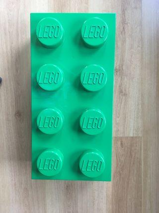 Lego almacenaje ladrillo apilable