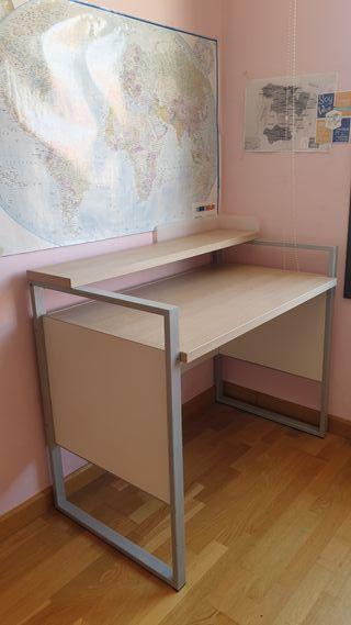 Mesa de estudio, escritorio estudiante y oficina