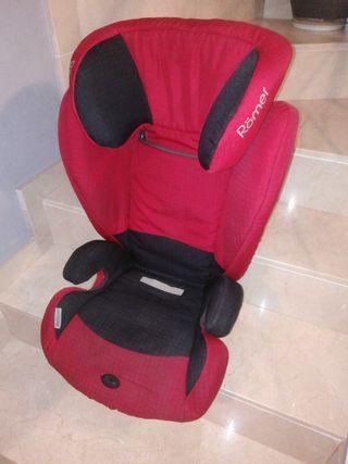 ROMER silla de coche, grupo 2-3, ISOFIX.