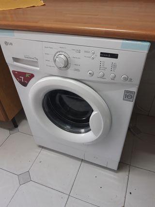lavadora LG para reparar o para piezas