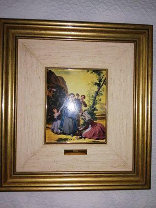Cuadros de Goya 4und 31*32Coleccion