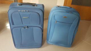 Conjunto 2 maletas grandes