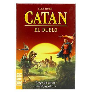 CATAN EL DUELO - JUEGO DE MESA