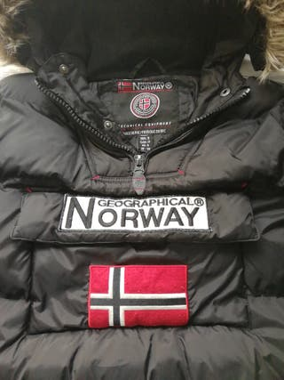norway talla S