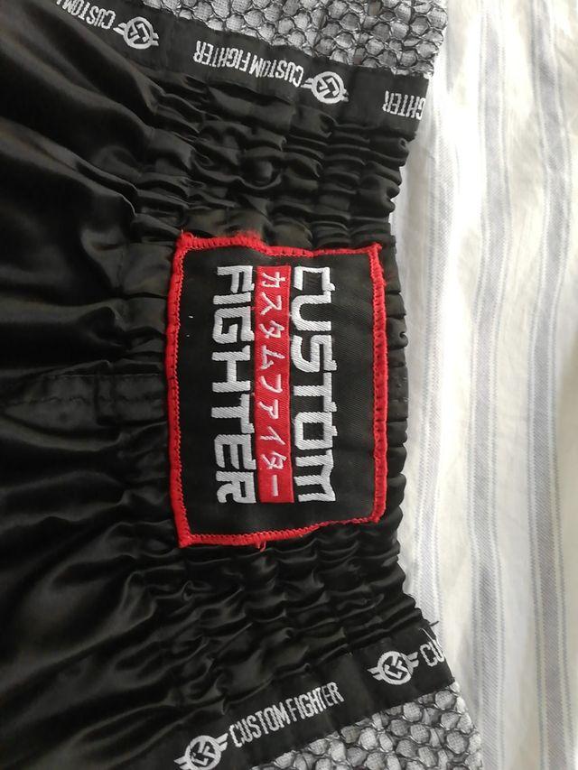 pantalón muay thai / MMA