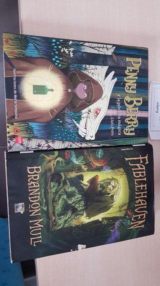 pack libros novela fantastica infantil juvenil