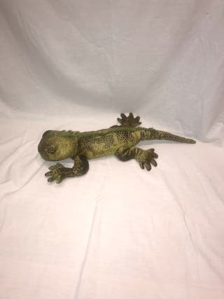 Peluche iguana