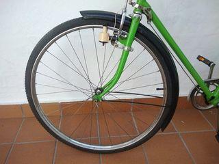 bicicleta de varilla bh